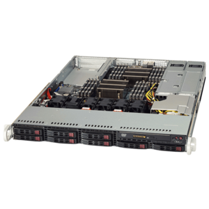 Supermicro® SuperServer 1027R-WRF+ Dual Xeon® E5 SATA Series Server System