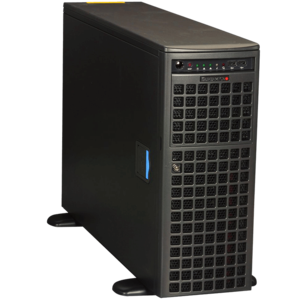Supermicro® SuperServer 7047GR-TPRF-FM475 Tesla™ HPC Dual Xeon® E5 SATA 4U Rack/Tower Server