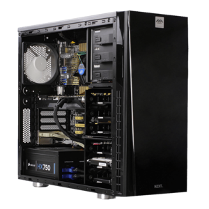 Core™ i7 / i5 Z87 Low-Noise Custom Computer Desktop