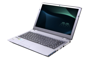 Clevo W230ST Core™ i7 Gaming Notebook, 13.3
