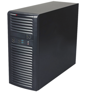 Supermicro 5038A-iL Xeon® E3-1200 V3 SATA Series Mid-Tower Workstation