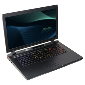 Quick Ship Clevo P377SM-A Core™ i7 Gaming Notebook, 17.3