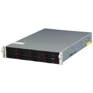 Supermicro SuperServer 6027R-E1R12T Xeon® SATA Series Server System