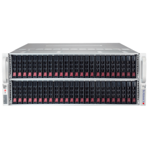 Supermicro® SuperServer 4047R-7JRFT Quad Xeon® E5 SATA Series 4U Rack Server