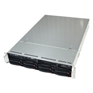 Supermicro SuperServer 6027R-3RF4+ Xeon® E5 SATA Series Server System