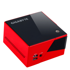 Gigabyte BRIX Pro GB-BXi5-4570R 4th generation Intel® Core™ i5-4570R Mini PC