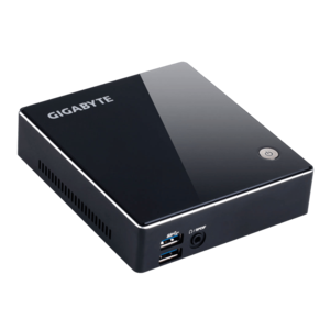 Gigabyte BRIX GB-BXi3-4010 4th generation Intel® Core™ i3-4010U Mini PC