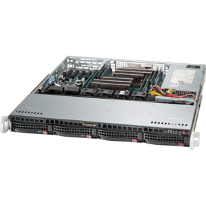 Supermicro® SuperServer 6018R-MT Dual Xeon® E5 SATA Series Server System