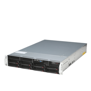 Supermicro® SuperServer 6028R-TRT Dual Xeon® E5 SATA Series Server System