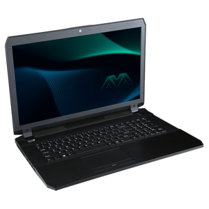 Quick Ship Clevo P670SE Core™ i7 Gaming Notebook, 17.3