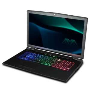 Quick Ship Clevo P770ZM Core™ i7 Gaming Notebook, 17.3