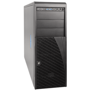 Intel® P4304XXMUXX / S2600CW Dual Xeon® E5 SATA 2.5 4U Rack/Tower Server