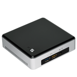 Intel NUC NUC5i5RYK 5th generation Intel® Core™ i5-5250U Mini PC