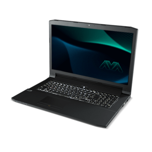 Quick Ship Clevo N170SD Core™ i7 Gaming Notebook, 17.3
