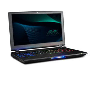 Quick Ship Clevo P753ZM-S Core™ i7 Gaming Notebook, 15.6