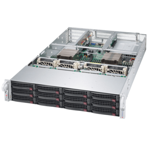 6028UX-TR4 Hyper-Speed Xeon® E5-2600 V3 SAS/SATA Series Server System