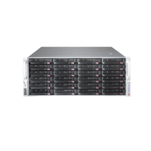 Supermicro® 8048B-TR4FT Xeon® E7-8800 v3 / E7-4800 v3 SATA/SAS Series 4U Rack Server