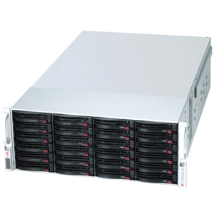 6047R-E1R24L Xeon® E5-2600 v2 SATA/SAS SuperStorage Server System