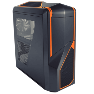 Powered By Core™ i3 / i5 / i7 Z87 2-way SLI® / CrossFireX™ Custom Gaming Desktop