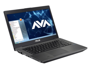 ASUSPRO B451JA-XH52, Intel Core i5-4310M, Notebook, 14