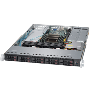 1018R-WC0R Xeon® E5-2600/1600 v3 SATA Series Server System