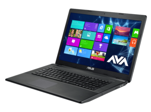 ASUS X755JA-DS71, Intel Core i7-4712MQ, Notebook, 17.3
