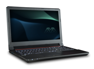 Clevo N155RD Core™ i7 Gaming Notebook, 15.6