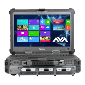Getac X500 Server Core™ i7 Quad-core, Server Rugged Notebook, 15.6