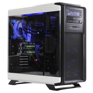 Powered By Intel Haswell-E / Broadwell-E Core™ i7, X99 Chipset, 4-way SLI® / CrossFireX™ Custom Gaming Desktop
