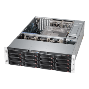 6038R-E1CR16L Xeon® E5-2600 v4 SATA/SAS SuperStorage Server System