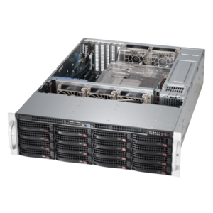 6038R-E1CR16N Xeon® E5-2600 v4 SATA/SAS SuperStorage Server System