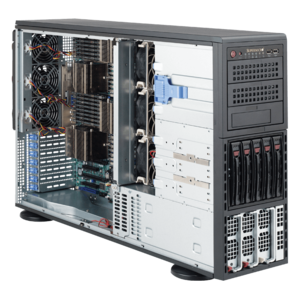 4042G-6RF Quad Opteron™ 6300 SAS/SATA 4U Rack/Tower Server