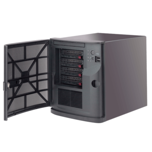 5028D-TN4T Xeon® D-1540 Mini-Tower Server System