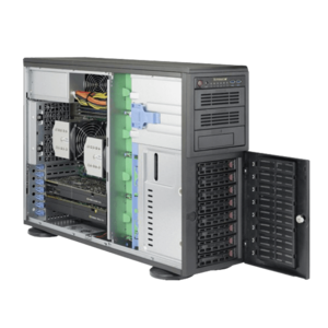 7048R-TR Dual Xeon® E5-2600 v3/v4 SAS/SATA 4U Rack/Tower Server