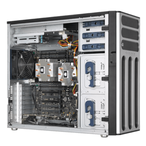 TS700-E8-RS8 Dual Xeon® E5-2600 v3/v4 SAS/SATA 5U Rack/Tower Server