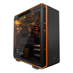 Powered By Intel Broadwell-E Core™ i7, X99 Chipset, 2-way SLI® / CrossFireX™ Low-Noise Custom Gaming Desktop