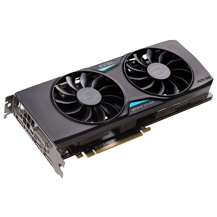 GeForce GTX 970 FTW+ GAMING ACX 2.0+, 1216 - 1367MHz, 4GB GDDR5 256-Bit, PCI Express 3.0 Graphics Card