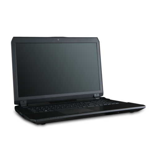 P673RE-S Core i7 Notebook Barebone, Intel® HM170, 17.3