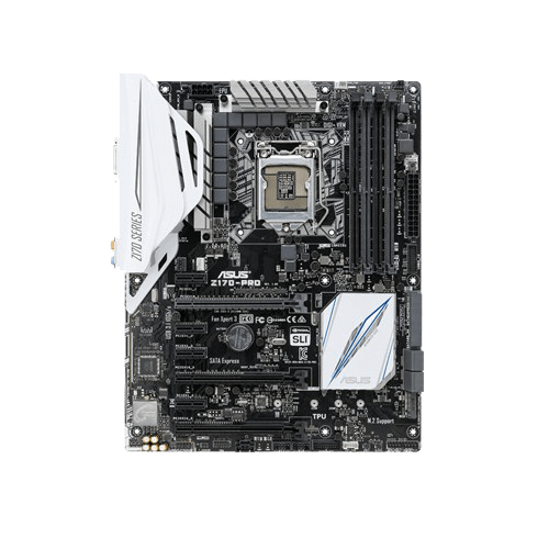 Z170 PRO Intel® Z170 Chipset Socket LGA 1151 DDR4 64GB ATX Desktop Motherboard