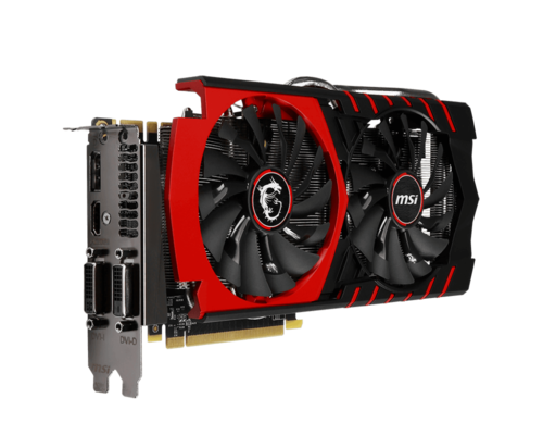 GTX 970 GAMING 4G LE 4GB 256-Bit GDDR5 Express 3.0 SLI Support Video Card