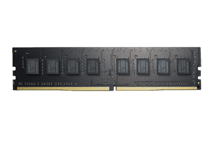 Value Series 4GB DDR4 SDRAM DIMM 2133MHz Non-ECC (PC4 17000) CL15 Desktop Memory