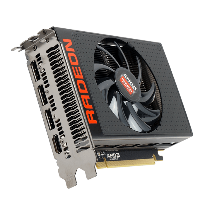 Radeon R9 Nano 900829, 1000MHz, 4GB HBM 4096-Bit, PCI Express 3.0 Graphics Card