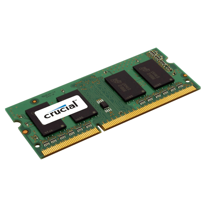 8GB 204-pin PC3-12800 DDR3 1600MHz SODIMM CL11 1.35V ECC Memory