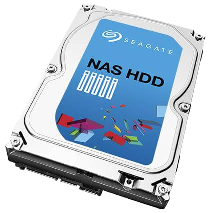 6TB NAS HDD ST6000VN0031, 7200 RPM, SATA 6Gb/s, 128MB cache, 3.5-Inch, +Rescue, OEM HDD