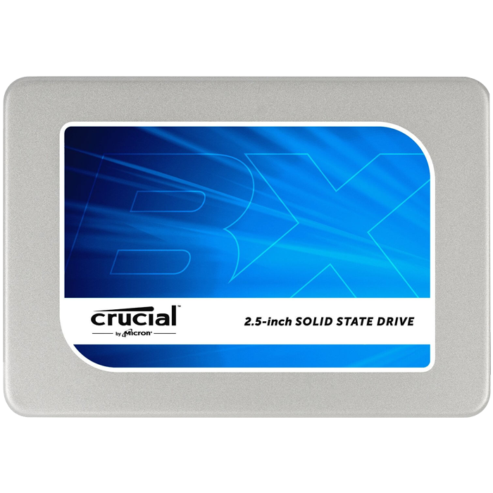 240GB BX200 7mm, 540 / 490 MB/s, TLC, SATA 6Gb/s, 2.5-Inch Retail SSD