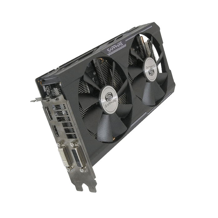 Radeon Nitro R9 380 11242-13-20G, 985MHz, 4GB GDDR5 256-Bit, PCI Express 3.0 Graphics Card