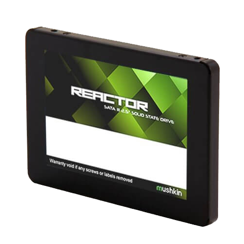 512GB Reactor SSD SATA 6Gb / s 560 / 460 MB / s MLC 2.5-Inch 7mm Retail