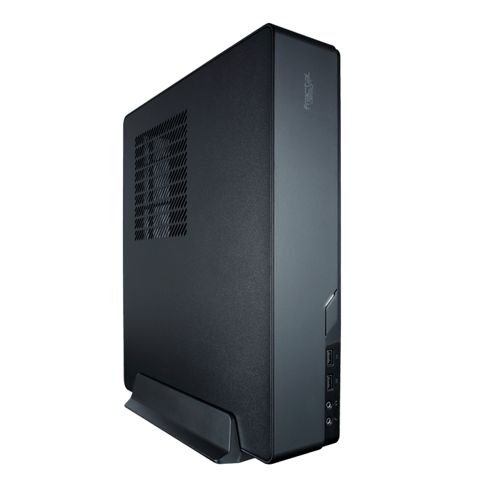 Node 202 Black, Mini-ITX Computer Case