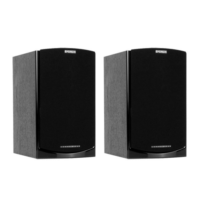 CB-10 20-125W, Pair Black, Bookshelf Speakers