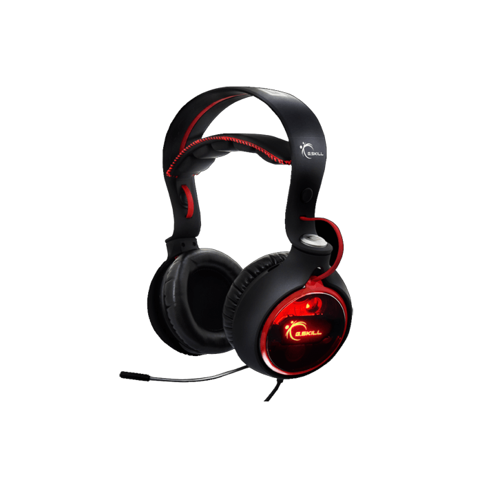 Ripjaws SR910 7.1 Surround Sound, 2x3.5mm, Black, Retail Gaming Headset